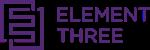 Element Three Logo