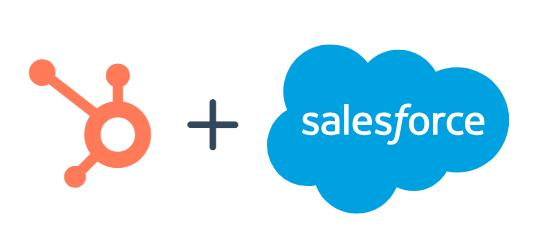 SalesforceとHubSpotの連携